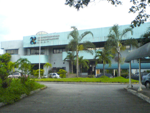 The Advanced Science and Technology Institute at UP Diliman